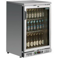 Backbar Koelkast Polar CE205 RVS