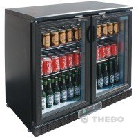 Backbar Koelkast Polar DP287